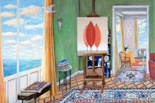 How to Set up a Painting Studio at Home