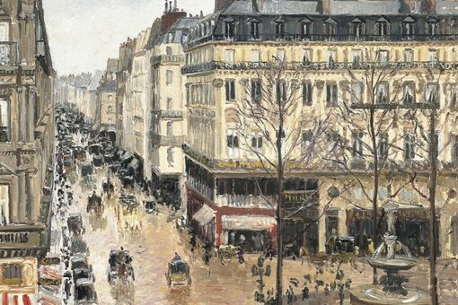 Lawsuit over $40 Million Nazi-Looted Pissarro Painting Revived