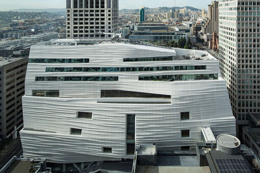 How The Gap's Founders Helped Shape the New SFMOMA