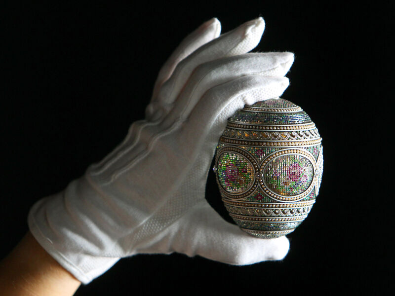 A Brief History of the Fabergé Egg - Artsy
