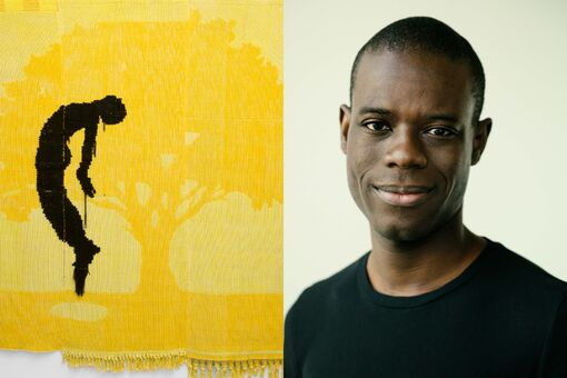 Diedrick Brackens Weaves 21st-Century Concerns into Moving Tapestries