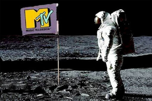 How MTV Has Radically Reinvented Its Look over Nearly Four Decades