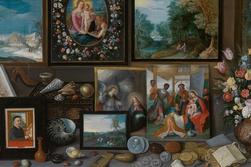 The Eccentric Cabinets of Curiosity That Captivated Renaissance Europe