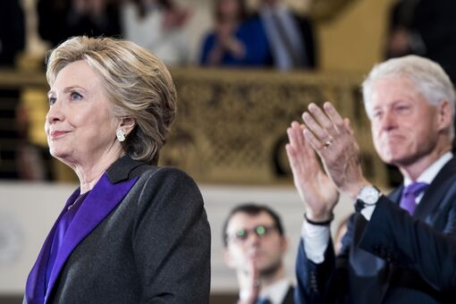The Powerful Message behind Hillary Clinton's Purple Lapels