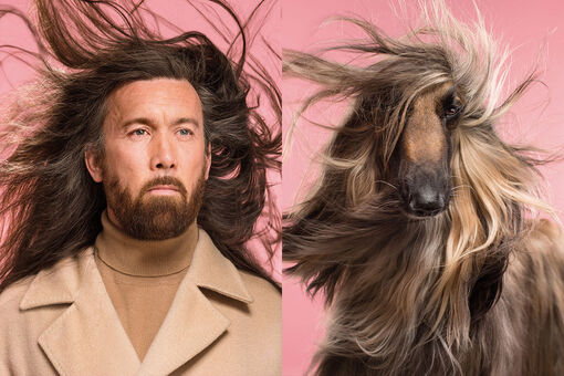 This Photographer Pairs Humans with Their Dog Doppelgängers
