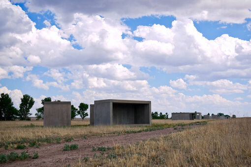 Find Your Inner Donald Judd at Marfa's New Art Camp for Adults