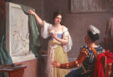 The Only Woman in the Renaissance's Most Famous Record of Art History