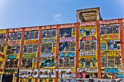 5 Pointz Graffiti Artists Score Major Win in Suit against Developers