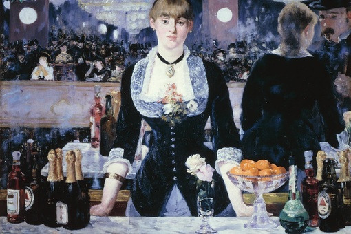 This Famous Manet Painting Was an Early Example of Product Placement