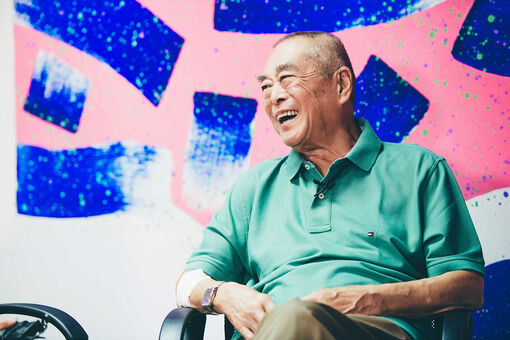 At 85, Hsiao Chin Continues to Challenge the Eurocentric Legacy of Abstract Art