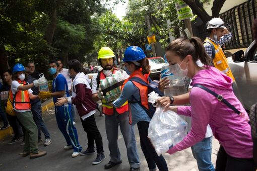 Mexico City's Art Community Joins Recovery Efforts—Here's How You Can Help