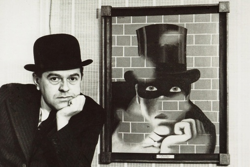 Why Magritte Was Fascinated with Bowler Hats