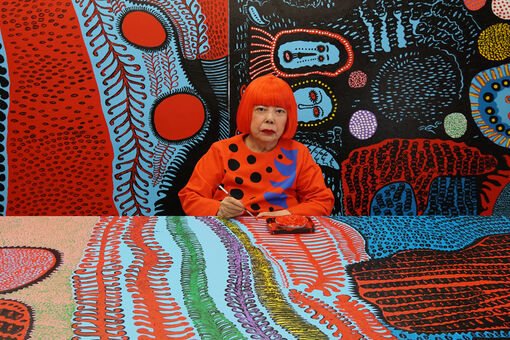 Yayoi Kusama's Radical Work Goes Far beyond Her Infinity Rooms