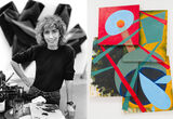 Elizabeth Murray's Rule-Breaking Paintings Continue to Inspire Younger Artists