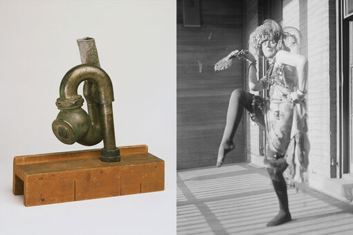 Elsa von Freytag-Loringhoven, the Dada Baroness Who Invented the Readymade