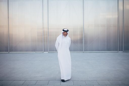 The Man Helping Dubai Pivot from Oil to Art