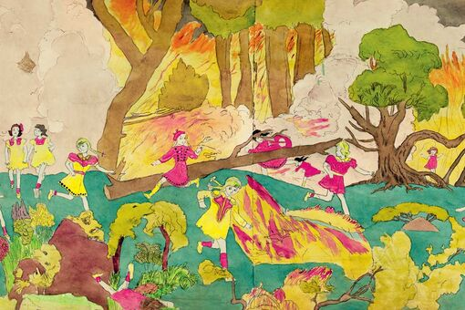 The Radical Message behind Henry Darger's Transgender Superheroes