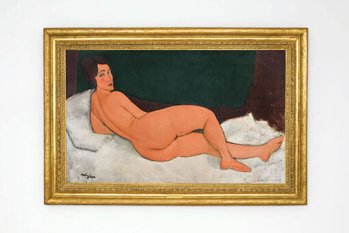 $150 Million Modigliani Sets Auction Estimate Record—and the 9 Other Biggest News Stories This Week