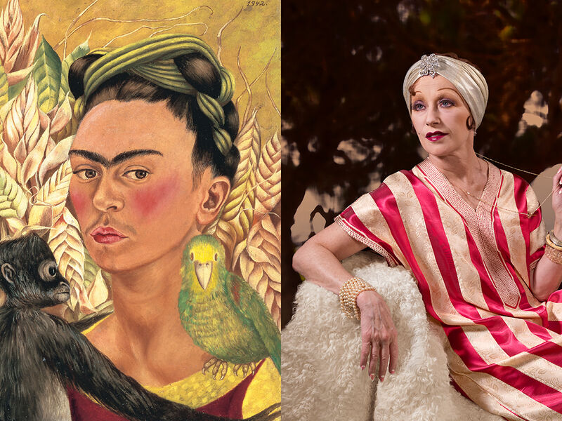 10 Masters Of The Self Portrait From Frida Kahlo To Cindy Sherman Artsy