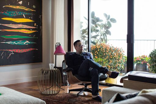 Hong Kong Collector Alan Lo on Learning to Buy Art and Art Basel's Role in Accelerating the City's Scene