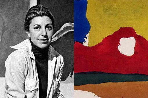 Helen Frankenthaler on How to Be an Artist