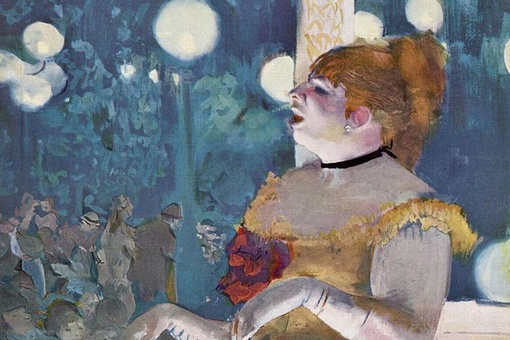 How Electricity Transformed Paris and Its Artists, from Manet to Degas