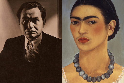 The Hollywood Gangster Who Was One of Frida Kahlo's First Collectors