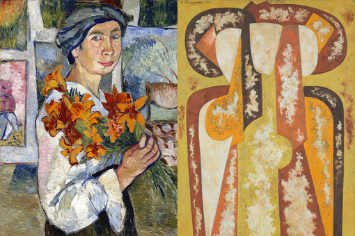 How Russian Artist Natalia Goncharova Revolutionized the Avant-Garde
