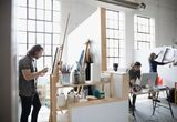 Advice for Artists on How to Make a Living—When Selling Art Doesn't Pay the Bills