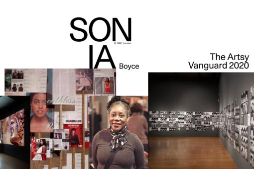 The Artsy Vanguard 2020: Sonia Boyce