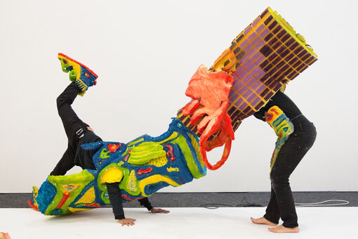 The Punk-Puppeteers Making Performance Art Weird Again