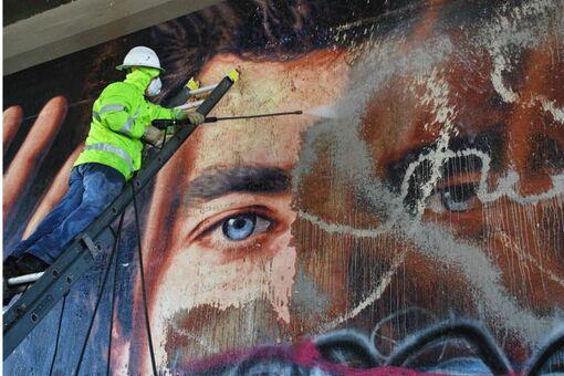 Meet the Man Saving L.A.'s Street Art One Mural at a Time