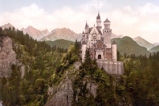 8 Otherworldly Castles, from Transylvania to Mont Saint-Michel