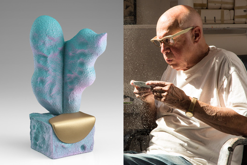 At 80, Ceramics Legend Ron Nagle Is Still Perfecting His Otherworldly Sculptures