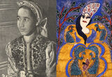 The Algerian Teenager Who Painted a World of Liberated Women in 1940s Paris