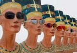How Nefertiti Became a Powerful Symbol in Contemporary Art
