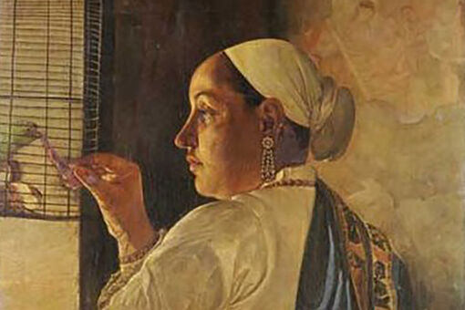 This Painting Taught Me to Cherish My Parsi Heritage