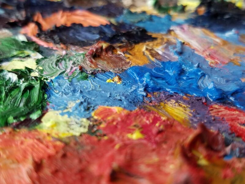 The Health Risks of Painting with Oils, Acrylics, and