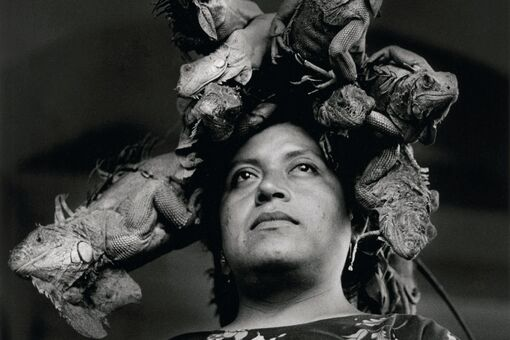 "This Artwork Changed My Life: Graciela Iturbide's ""Nuestra Señora de Las Iguanas"""
