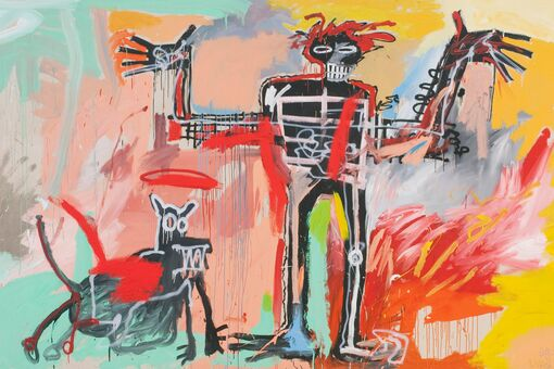 Brant Foundation's New East Village Space Brings Basquiat Back to His Roots