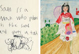 See the Childhood Artworks of Famous Artists, from Laurie Simmons to Olafur Eliasson