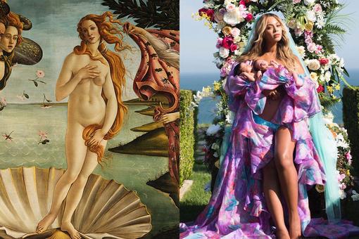 "A Look at Botticelli's ""Birth of Venus"" in Pop Culture"