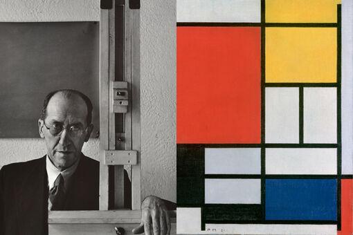 Piet Mondrian on How to Be an Artist