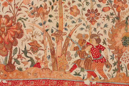 India's Sumptuously Beautiful Textiles Reveal Painful Histories