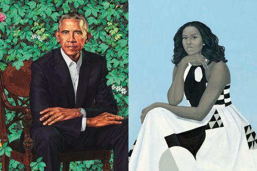 How the Obama Portraits Became an International Art Destination