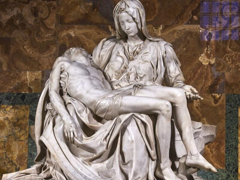 How Michelangelo Got His Start by Forging Antiquities - Artsy