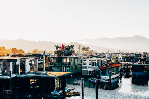 A Houseboat That Once Hosted Jack Kerouac and Maya Angelou Is Now an Artist Residency
