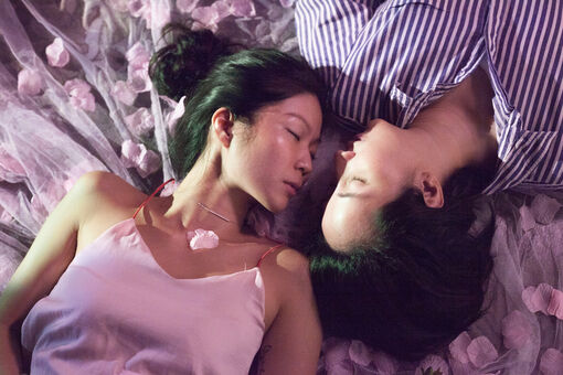 The Photographer Creating a Safe Space for Queer Feminine Love in Singapore