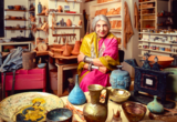 The Forgotten Legacy of Cult Artist Beatrice Wood