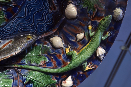 The Renaissance Artist Who Cast Live Snakes, Frogs, and Lizards to Make His Ceramics